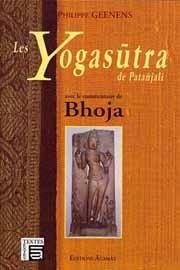 Couverture du Yoga Sûtra commenté par Bhoja