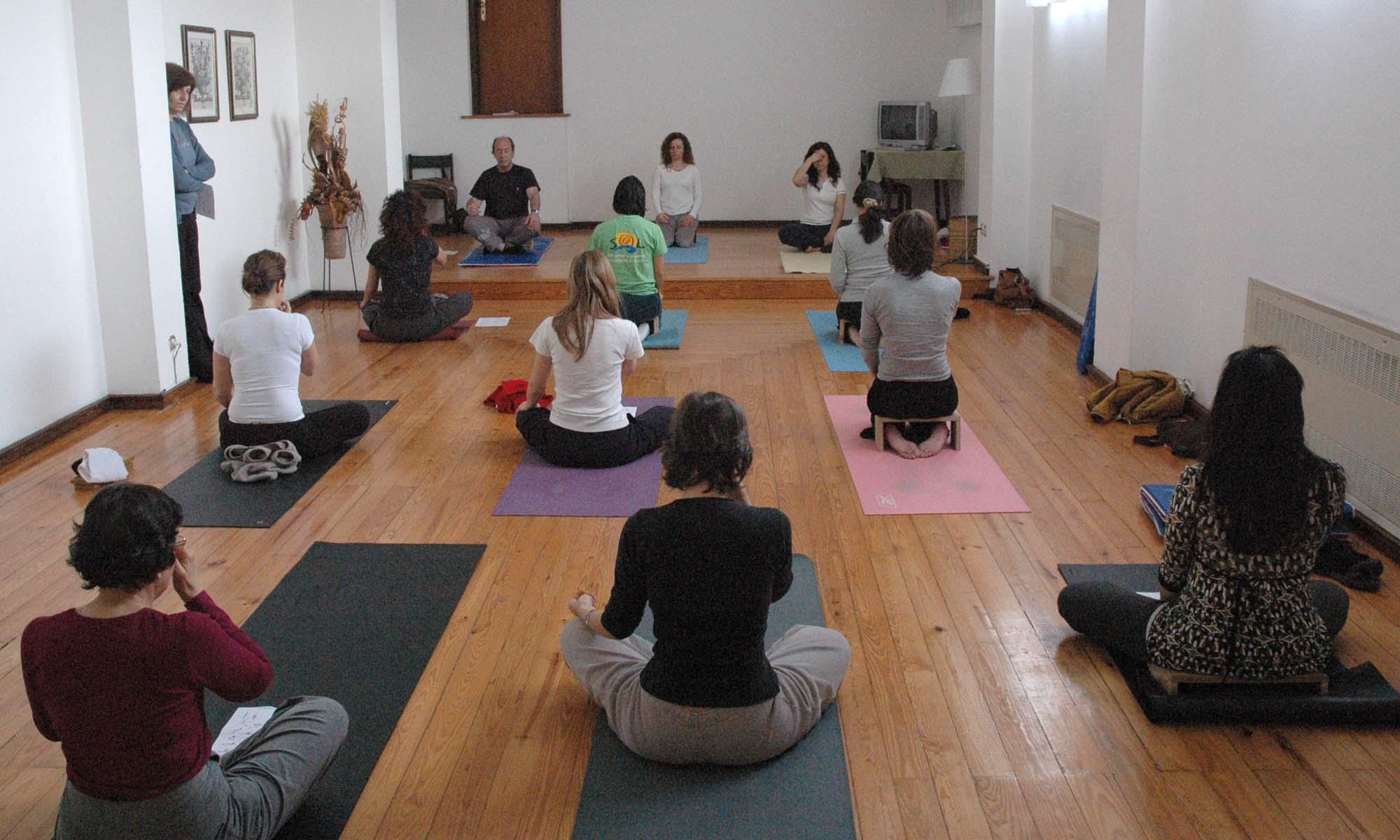 Alchimie du Yoga